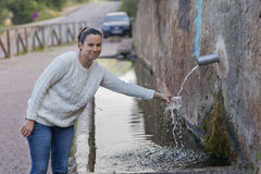 Свежая вода Стоковая Фотография RF