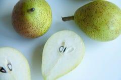 свежая груша Стоковые Фото
