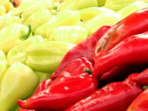 Свежая еда на рынке стоковое фото rf