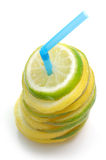 свежая известка лимона Стоковые Изображения