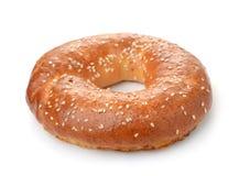 свежая испеченная bagel Стоковые Изображения RF