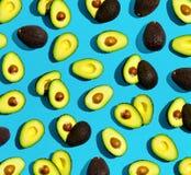 Свежая картина авокадоа стоковое фото rf
