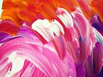 свежая краска влажная Стоковые Фотографии RF