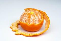 Свежая оранжевая концепция мандарина Стоковая Фотография RF
