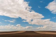 Свежая почва Стоковая Фотография RF