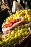 свежая продукция местного рынка Стоковые Изображения