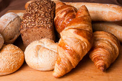 Свежая хлебопекарня Стоковые Фото