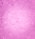 Свежая холодная предпосылка кубика льда Стоковые Изображения