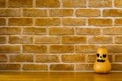 Свежая дыня на деревянной доске Стоковые Фотографии RF