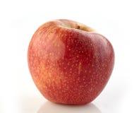 Свежее красное яблоко Стоковое Изображение