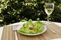 свежее лето салата Стоковое Изображение RF