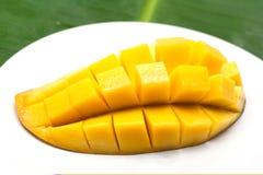 Свежее манго Стоковая Фотография