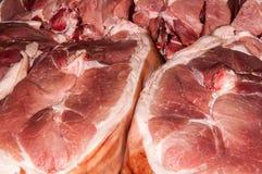 Свежее мясо свинины Стоковые Изображения