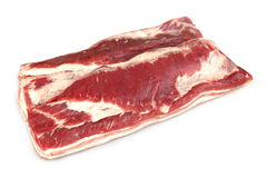 свежее мясо сырцовое Стоковая Фотография