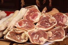 свежее мясо сырцовое стоковые изображения rf