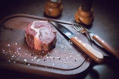 Свежее мясо Стоковое Изображение