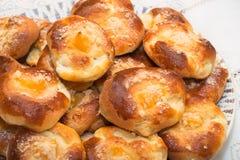 Свежее домодельное сладостное печенье Стоковое Фото