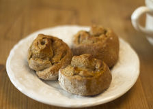 свежее печенье Стоковая Фотография RF