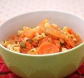 Свежее тушёное мясо морковей Стоковая Фотография RF