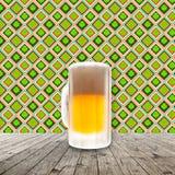 Свежее холодное пиво стоковая фотография rf