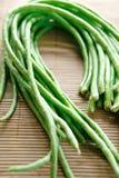 свежее longbean Стоковая Фотография RF
