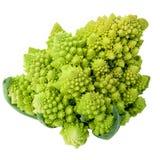 Свежее romanesco зеленой капусты, капуста белокочанная Стоковые Изображения RF