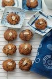 Свеже испеченные печенья Стоковая Фотография RF