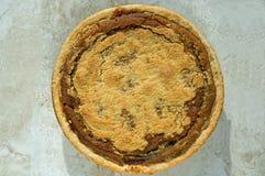 Свеже испеченный shoofly пирог стоковое изображение