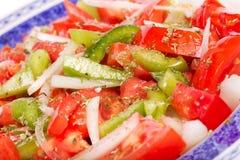 Свеже подготавливайте сделанный португальский салат Стоковое Изображение