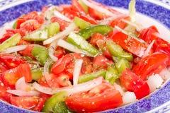 Свеже подготавливайте сделанный португальский салат Стоковое Изображение RF
