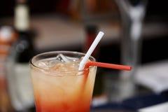свеже сок сжал стоковое изображение