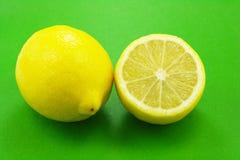 свежие лимоны Стоковая Фотография RF
