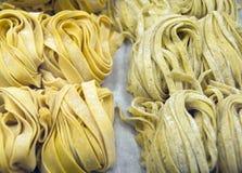 свежие макаронные изделия стоковое изображение rf
