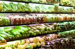 свежие местные овощи стоковая фотография