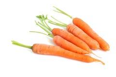 Свежие моркови Стоковое Изображение