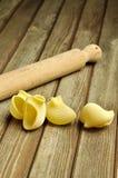 свежие неподдельные макаронные изделия Стоковая Фотография