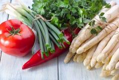 свежие овощи весны Стоковая Фотография RF