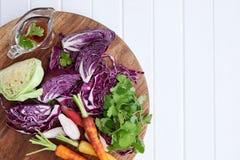 свежие овощи выбора Стоковая Фотография