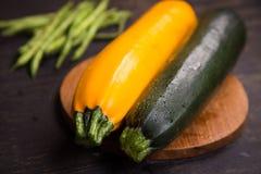 Свежие овощи в студии Стоковые Фотографии RF