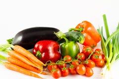 Свежие овощи от сада Стоковые Фото