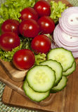 свежие овощи Стоковые Фотографии RF
