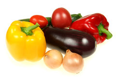 свежие овощи Стоковые Изображения