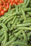 Свежие огурец и овощи Стоковые Изображения