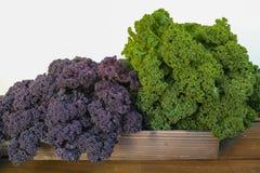 Свежие органические овощи рынка на деревянной предпосылке Стоковые Фото