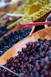 свежие оливки Стоковые Фотографии RF