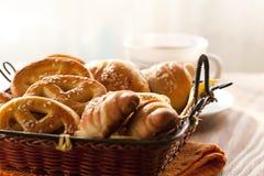 свежие печенья стоковое изображение rf