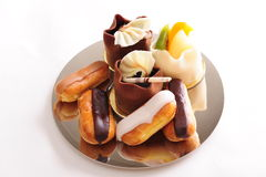 свежие печенья Стоковая Фотография