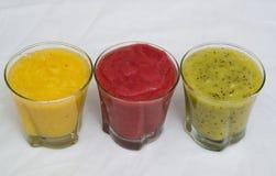 Свежие пить smoothie Стоковое Изображение