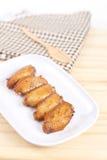 Свежие продукты крылов цыпленка стоковая фотография