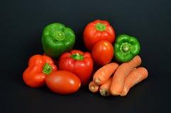 Свежие продукты, vegetable ассортименты Стоковая Фотография